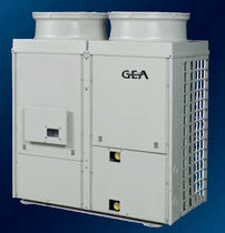 hermetic air cooled condensing unit for outdoor installation  GEA Delbag-Lufttechnik