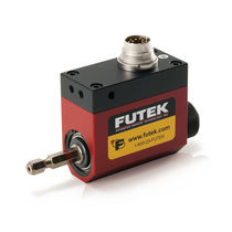 hex drive torque sensor max. 18 N-m | TRH605 FUTEK Advanced Sensor Technology, Inc.