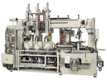 high capacity crimping machine  SOCOPRESSES
