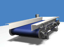 high capacity weigh belt feeder (gravimetric feeder)  Industrial Process Automation, Inc.