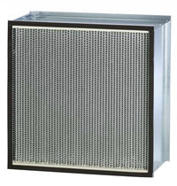 high efficiency HEPA panel air filter 11-1/2"