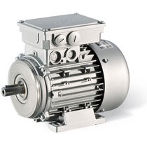 high efficiency three phase asynchronous electric motor 0.75 - 45 kW, 5.08 - 290 Nm, IE2, IP55 Lenze SE
