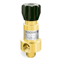high flow pressure regulator 4 500 psig | 44-1300 series TESCOM