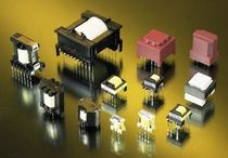 high frequency ferrite-core transformer for electronics 20 - 500 kHz  Comelit s.p.a