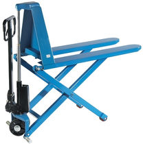high lift hand pallet truck max. 1 000 kg | PIONEER&amp;trade;   TRACTEL