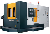 high performance 3-axis CNC horizontal machining center 24 x 20 x 27"
