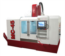 high performance 3 axis CNC vertical machining center 45 x 25 x 25 "
