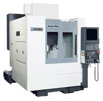 high performance 3 axis CNC vertical machining center 560 x 410 x 410 mm | MILLAC-44V OKUMA