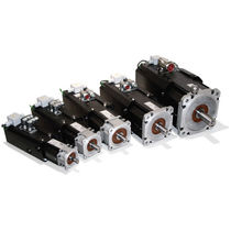 high performance brushless AC electric servo-motor 5.2 - 68.0 Nm CONTROL TECHNIQUES