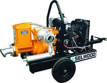 high performance centrifugal engine-driven pump 90 m³/ h | D80 Selwood Pumps
