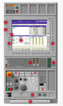 high performance computer numerical controls (CNC) for machine tool MAPPS IV MORI SEIKI