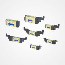 high performance pneumatic valve 524 Series Veljan Hydrair Limited