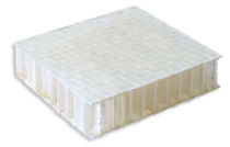 high performance polypropylene honeycomb panel (PP) POLISTEP Cel Components S.r.l.