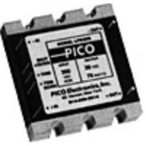 high-power isolated DC/DC converter module 75 W, 200 - 380 V DC | LPD Series  Pico Electronics