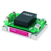 high-power isolated DC/DC converter module 8.5 - 160 V, 142 - 182 W, max. 91 % | TEP 160WIR series    TRACOPOWER