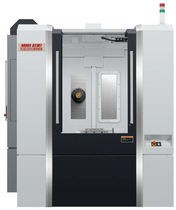 high precision 3-axis CNC horizontal machining center 560 x 560 x 630 mm | NH4000 DCG® MORI SEIKI