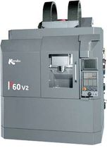 high precision 3-axis CNC vertical machining center 600 x 400 x 350 mm | P60-V2 KONDIA