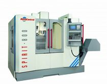 high precision 3-axis CNC vertical machining center max. 1 200 x 700 x 600 mm | Spirit series REMA CONTROL SRL