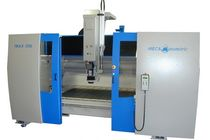 high precision 3-axis CNC vertical machining center for dies and molds max. 2100 x 1520 x 850 mm | Fix TRIAX MECANUMERIC