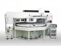 high precision 3-axis CNC vertical machining center for dies and molds max. ø 3400 mm | UTD series Toshiba Machine