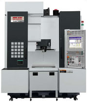 high precision 3-axis CNC vertical machining center for dies and molds 600 x 400 x 400 mm | NVD4000 DCG MORI SEIKI