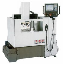 high precision 3-axis CNC vertical milling machine 800 x 800 x 200 mm | FLDMJ8080G  Jinan Lifan Machinery Co., Ltd