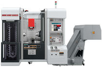 high precision 5-axis CNC mill-turn center max. ø 370 mm | NTX1000 series MORI SEIKI