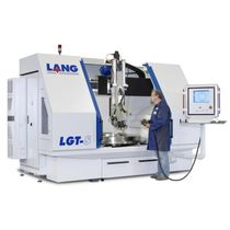 high precision CNC milling and engraving machine  LANG
