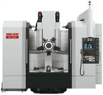 high precision CNC vertical lathe with turret max. ø 1600 mm | NVL1350T MORI SEIKI