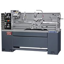 high precision conventional lathe 330 mm | SSM-1340BV Kent Industrial