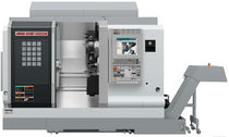 high precision three turret CNC turning center max. ø 370 mm | NZX2500 MORI SEIKI