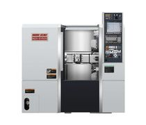high precision twin-spindle CNC turning center max. ø 120 mm | NZX-S1500/500 MORI SEIKI