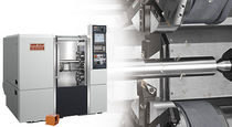 high precision twin-spindle CNC turning center max. ø 120 mm | NZX-S1500/1000 MORI SEIKI