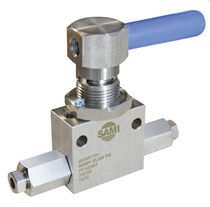 "high pressure ball valve 1/4"" - 9/16"", 20 000 psi 