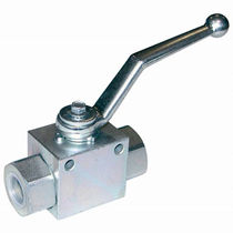 "high pressure ball valve 1/4"" - 1 1/4"", max. 500 bar 
