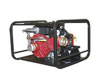 high pressure centrifugal engine-driven pump max. 260 gpm (16 l/s) | 60 series GORMAN-RUPP INT. CO.