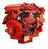 high pressure common rail (HPCR) diesel engine QSK60 Cummins Engines