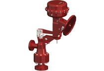 "high pressure control valve 1"" - 8"" 