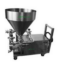 high-pressure homogenizer VTR JetSolutions