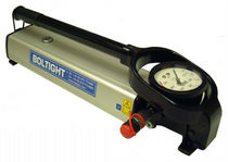 high pressure hydraulic hand pump 700 - 2 500 bar, 1 - 2.4 L boltight ltd
