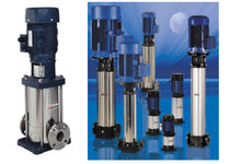 high pressure multi-stage vertical pump max. 2 000 l/mn | VIP, Nx series Bombas Ideal