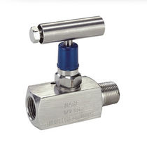 "high pressure needle valve 1/4"" - 1"", PN 400 