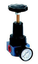 "high pressure pneumatic regulator 1/4"" - 1"" 