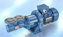 high pressure screw pump max. 255 l/min | L series  KRAL