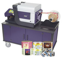 high quality color label printer  QuickLabel Systems
