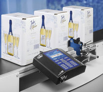 high resolution inkjet coding marking machine m600 basic Wolke Inks & Printers GmbH