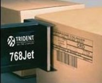 high resolution inkjet coding marking machine  ITW Trident
