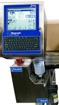 high resolution inkjet coding marking machine  Diagraph