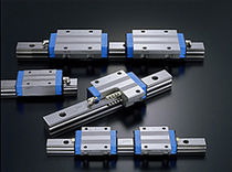 high rigidity recirculating ball-bearing linear guide 1 510 - 147 000 N | linear way MH IKO