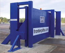 high security sliding gate 1300 mm/s | ATSG- 80, ISO 9001, K12/L3 FRONTIER PITTS FRANCE